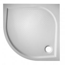 Čtvrtkruhová sprchová vanička SOFIA