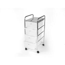 Pojízdný vozík s košíky...