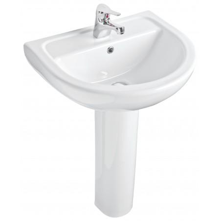Nástěnné umyvadlo COMPACT 55