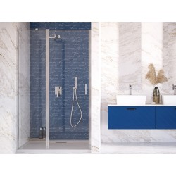 Bezrámové sprchové dveře EXO-C