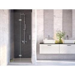 Bezrámové sprchové dveře EXO-H