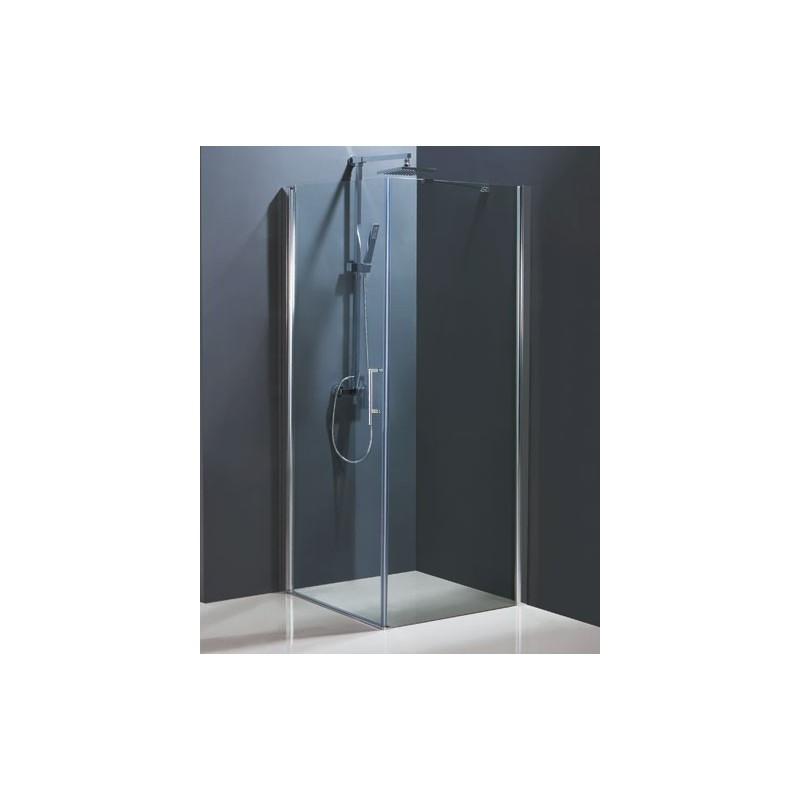 Elektrické podlahové topení sprchový kout