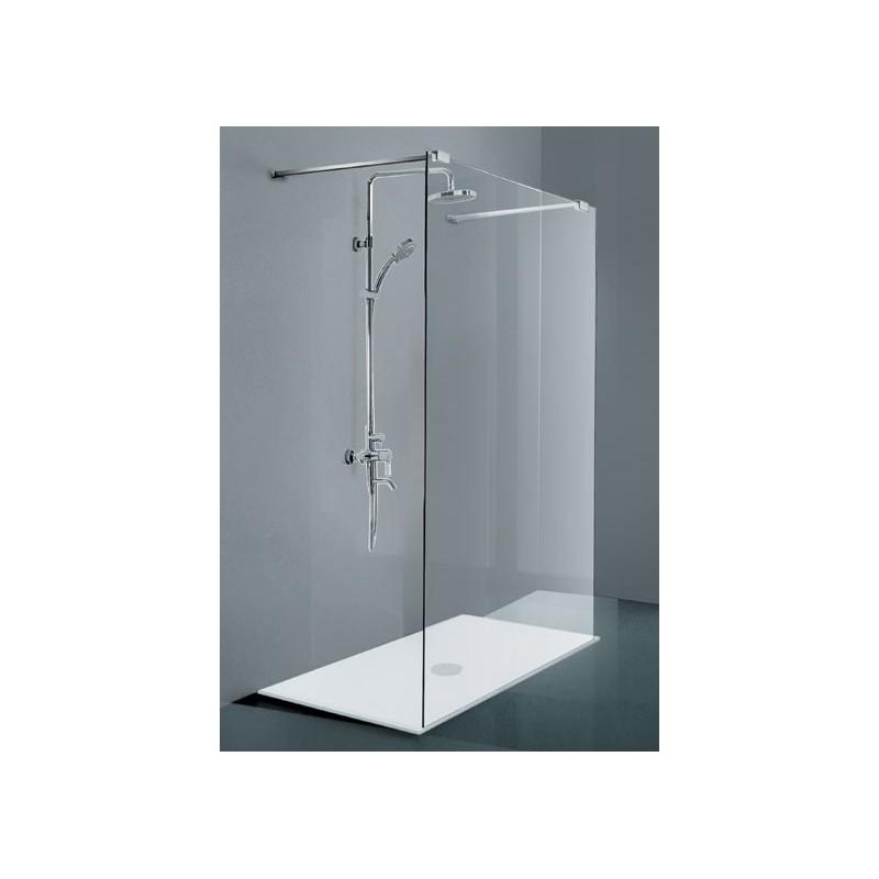 Walk-in sprchový kout CALA - 100 × 195 (v) cm
