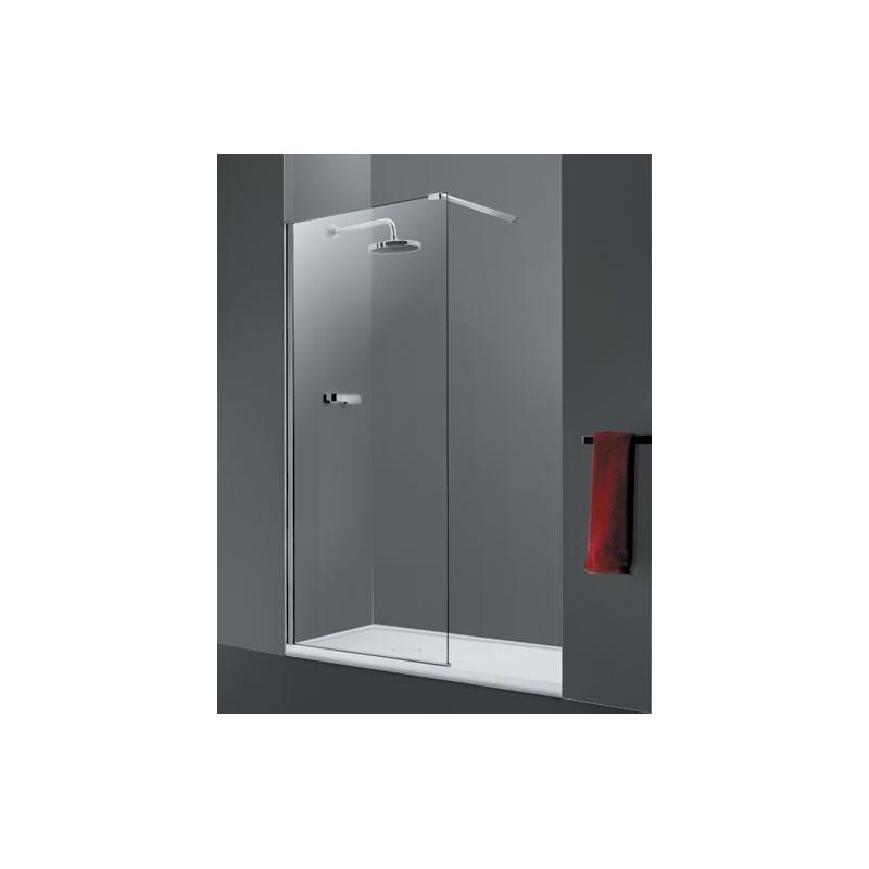 Walk-in sprchový kout LAGOS - 80 x 195 (v) cm