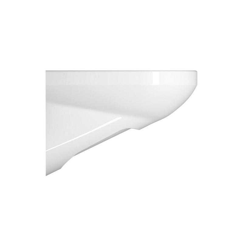 Závěsný bidet THIN 56 × 36 cm