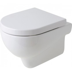Závěsné WC NUVOLA 55x35 cm