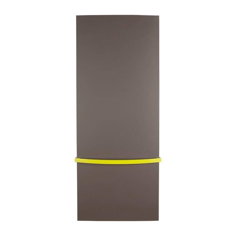Věšák na koupelnový radiátor RS4 - Bílá , 420 mm