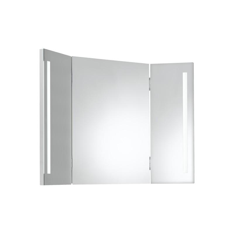 Koupelnové zrcadlo OTAVA - 700 × 1020 x 29 mm (v × š × h) HOPA
