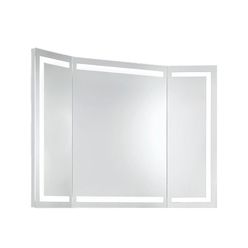 Koupelnové zrcadlo VLÁRA - 700 × 1020 x 29 mm (v × š × h) HOPA