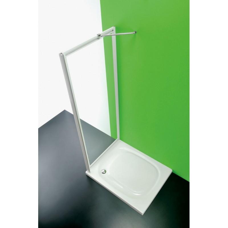 Sprchová zástěna Anta fissa CC - 70–67 × 185 cm, 2,2mm polystyrol