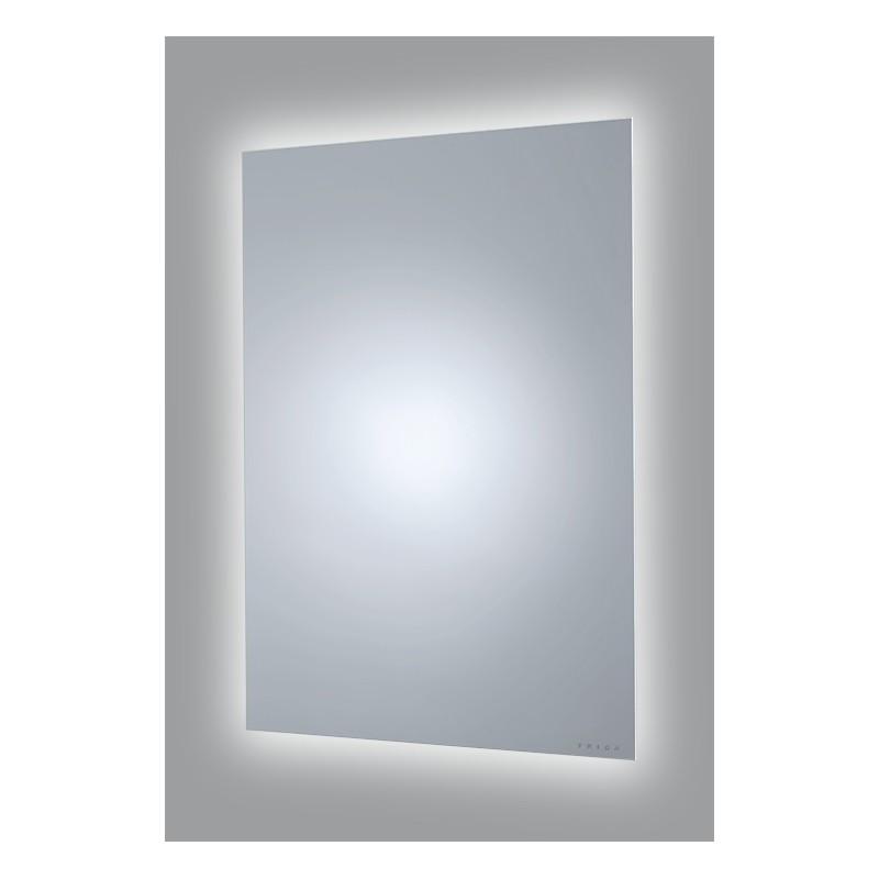 Zrcadlo s LED osvětlením BLANICE - 600 x 1200 x 45 mm (v × š × h)