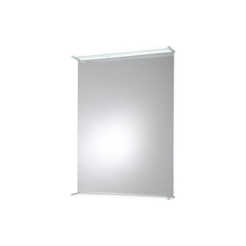 Zrcadlo s LED osvětlením OSLAVA - 800 × 600 x 30 mm (v × š x h)