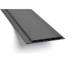 Univerzální plastový obklad - Grafit - šířka 10 cm