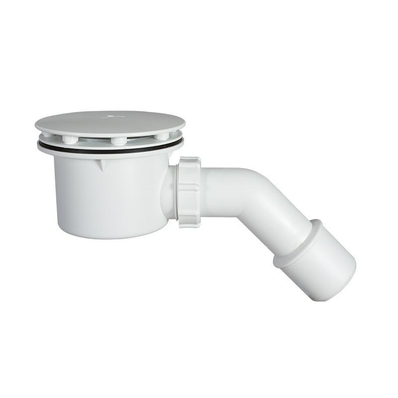 Vaničkový sifon STY-401-F, STY-401-K - Bílá