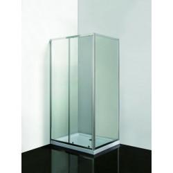 Sprchový set  SELVA + PINA + Vanička z litého mramoru