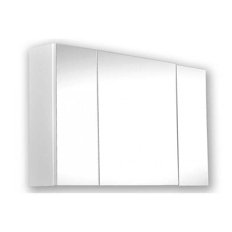 Skříňka se zrcadlem SW-75/85-LU - 75 x 13 x 50 cm