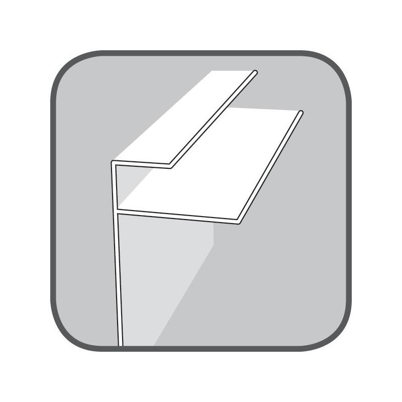 Dokončovací profil - F - Grafit