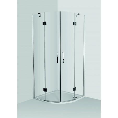 Čtvrtkruhový sprchový kout Viveiro New