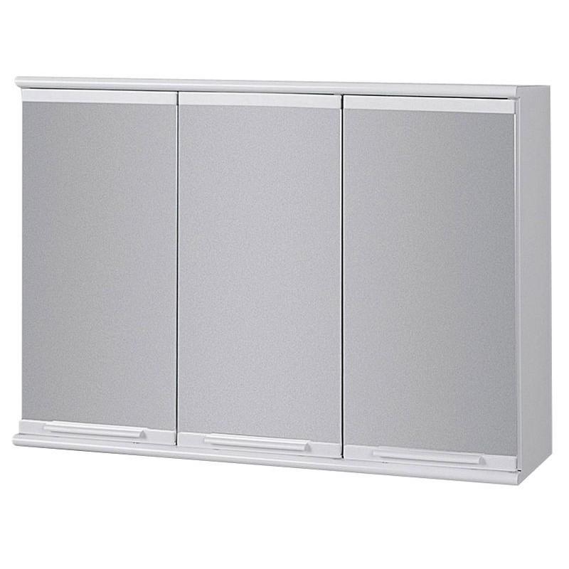 Závěsná skříňka se zrcadlem TRIGA I, II - 60 × 40 × 15 cm