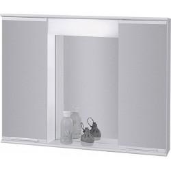 Závesná skrinka so zrkadlom Lumix II