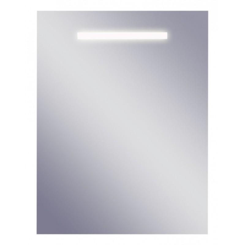 Zrcadlo s osvětlením Linea I - 50 × 65 cm