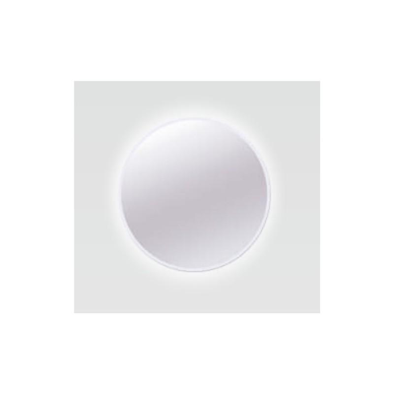 Zrcadlo s LED osvětlením Mulcent - Průměr 50 cm