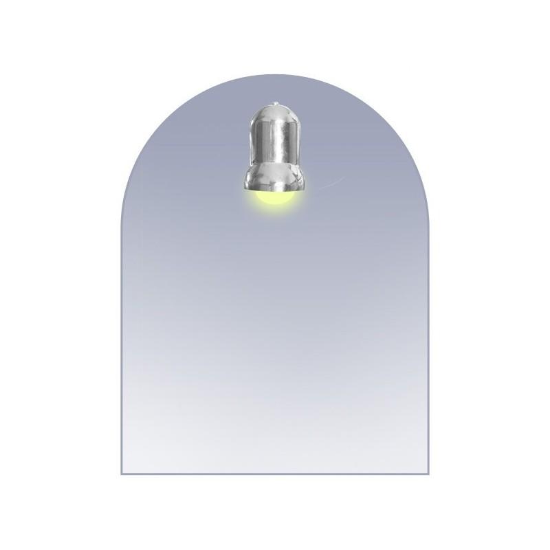 Zrcadlo s osvětlením Ormes - 50 × 65 cm
