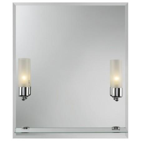 Zrcadlo s osvětlením Bernay
