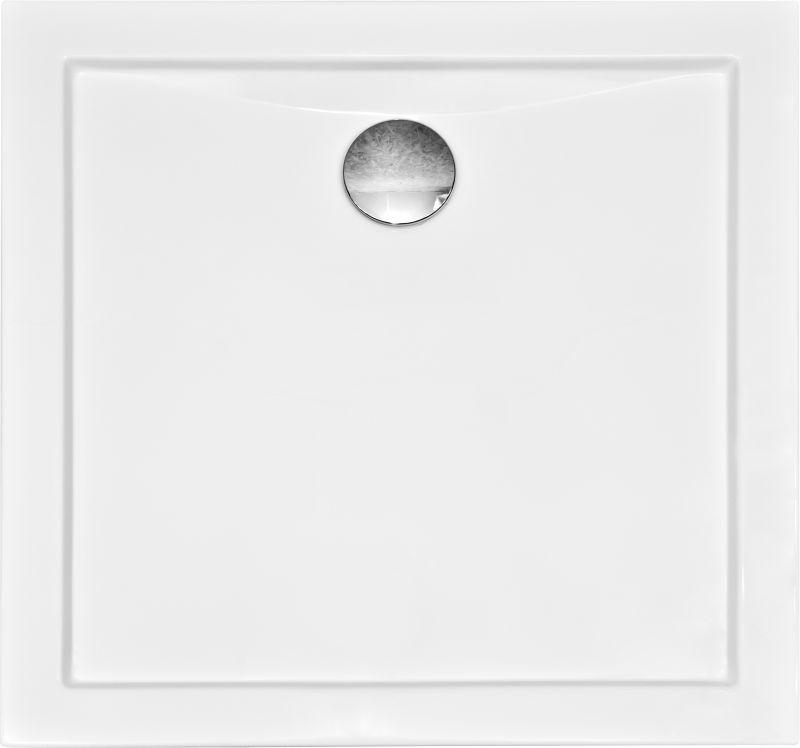 Čtvercová sprchová vanička Aquarius