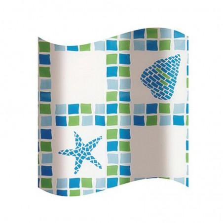 Koupelnový závěs plast KD02100272