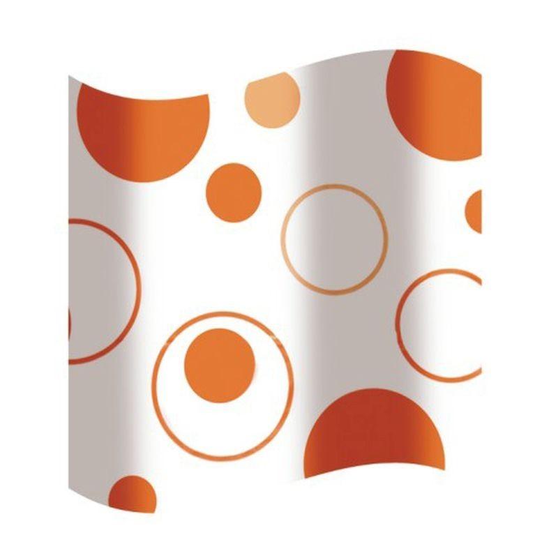 Koupelnový závěs plast KD02100817 - 180×180 cm, PEVA
