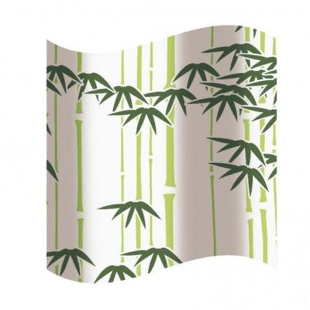 Textilný kúpeľňový záves - polyester KD02100568