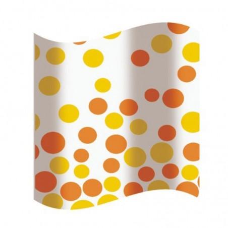 Textilní koupelnový závěs - polyester KD02100572