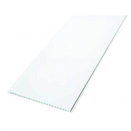 Plastový obklad vnitřní LOME - bílá mat