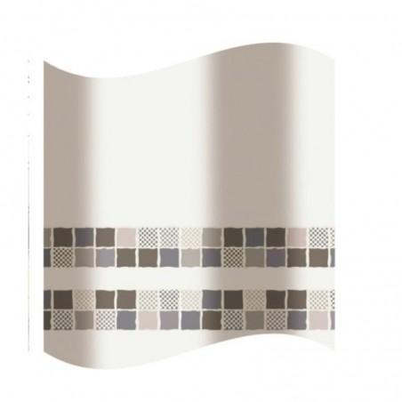 Textilní koupelnový závěs - polyester KD02100851