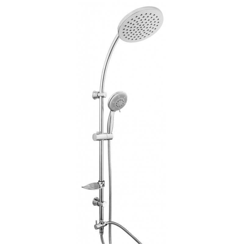 Sprchová tyč Stream s příslušenstvím