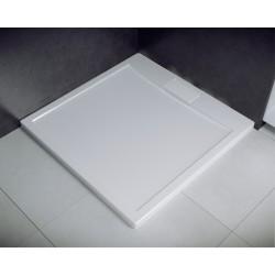 Čtvercová sprchová vanička Axim