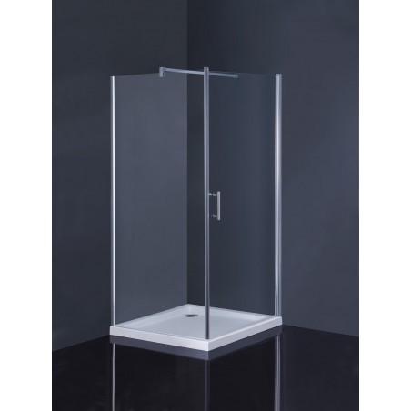 Čtvercový sprchový set OSUNA + AQUARIUS
