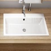 Zápustné umyvadla pro vaši koupelnu