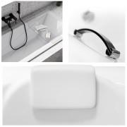 Koupelnová vanová madla Olsen Spa