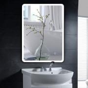 koupelnová zrcadla bez osvětlení