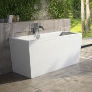 Vana je vyrobena z kvalitního sanitárního kompozitu (akrylátu).